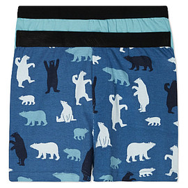 Hatley - Blue bear boxer