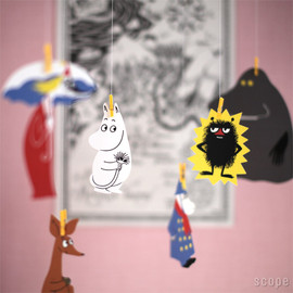 FLENSTED MOBILES - Moomin Mobile