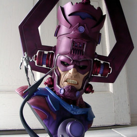 Sideshow Collectibles - Galactus Legendary Scale Bust