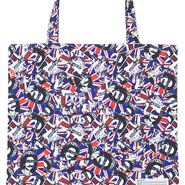 MEDICOM TOY - MLE SEX PISTOLS God Save The Queen 2 SIMPLE TOTE BAG