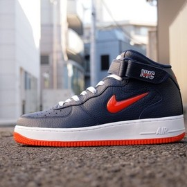 Nike - AIR FORCE 1 MID - NYC -