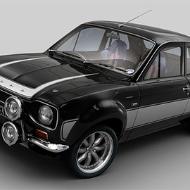 Ford - Escort MK1 RS2000