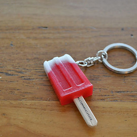 JACKSON MATISSE - GBxWILLxJM ICE CANDY KEY RING for Will