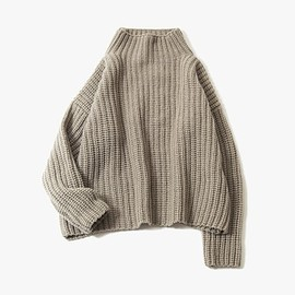 evam eva - low gauge aze turtleneck