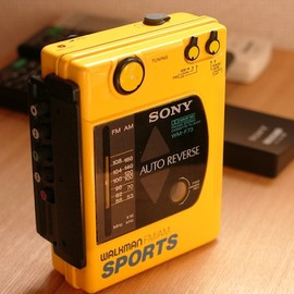 SONY - SONY Sports WALKMAN-WM-F73