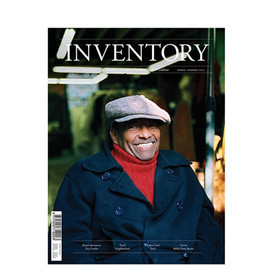 Inventory Magazine - INVENTORY Volume 03 Number 06 Bobby Garnett Cover