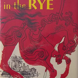 richard prince  - catcher in the rye