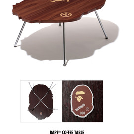 A BATHING APE - BAPE® COFFEE TABLE