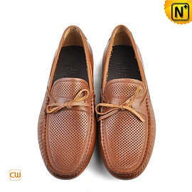 Cwmalls - Perth Mens Driving Loafers Shoes CW740302