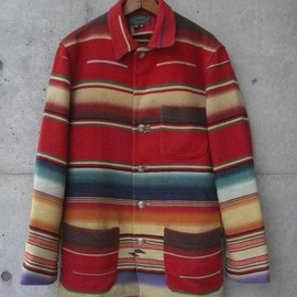 POLO COUNTRY - NATIVE RUG JACKET