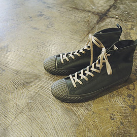 the Hill-Side - All Weather High Top Sneakers