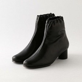 ANNE THOMAS - 1LEATHER GATHER BOOTS