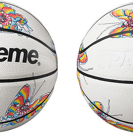 Supreme, SPALDING - Gonz Butterfly Basketball