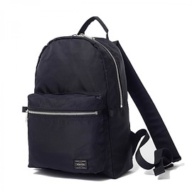 "HEAD PORTER - ""U-BAHN"" DAY PACK BLACK"