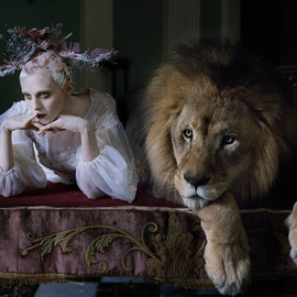 Tim Walker - 'Atlas The Lion'