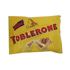 TOBLERONE - Mini Milk Bag