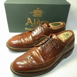 ALDEN - LONG WING TIP