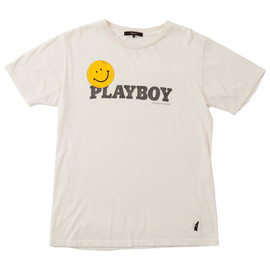PLAY BOY x The Contemporaryfix - SMILE TEE