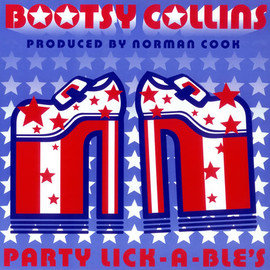 Bootsy Collins - Party Lick-A-Ble's / WEA
