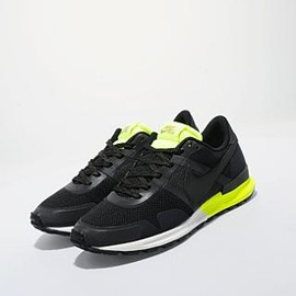 Nike - Air Pegasus '83-30 - Black/Neon