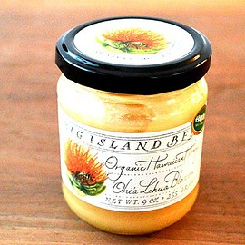 BIGISLAND BEES - organic white honey
