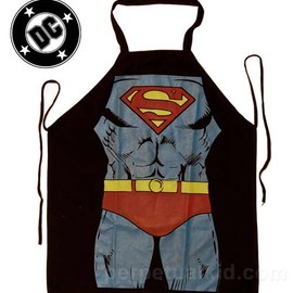 Superman Aprons