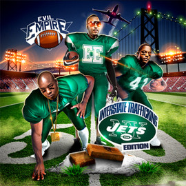 Various Artists - Interstate Trafficking: NY Jets Edition