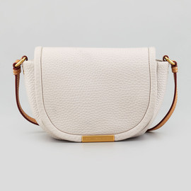 MARC BY MARC JACOBS - Beige Softy Saddle Crossbody Bag