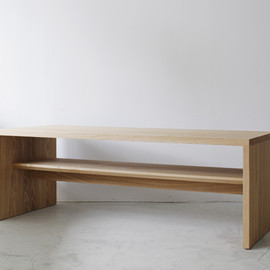 BUILDING fundamental furniture - Plane Coffee Table