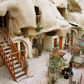 Fairy Chimney Hotel in Göreme