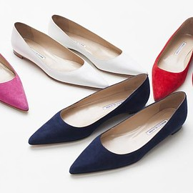 MANOLO BLAHNIK - BB FLAT Shoes