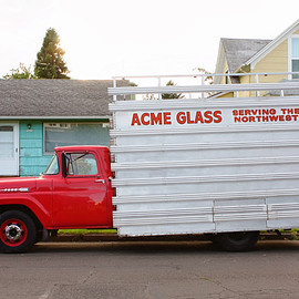 Ford - F350 Acme Glass Truck. '1960