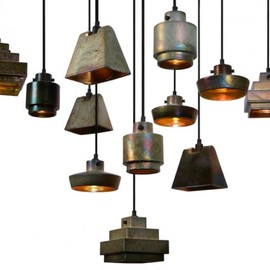 Tom Dixon - Lustre Light Pendants