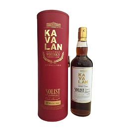 Kavalan - 'Solist' Single Malt Whiskey, Sherry Cask