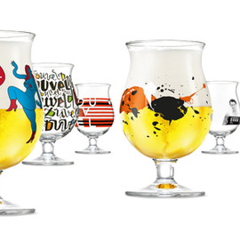 Duvel - Collection 2011 glasses