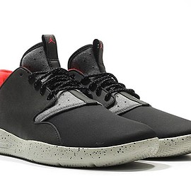 Jordan Brand, NIKE - Jordan Eclipse - Black/Dark Grey/Infrared 23/Light Bone
