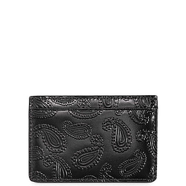 Jack Spade - EMBOSSED PAISLEY SLIM CARD HOLDER