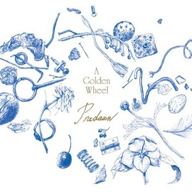 Predawn - A Golden Wheel
