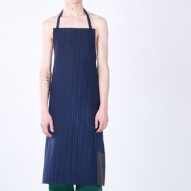 FRANK LEDER - HAND DYED PATCH UP APRON
