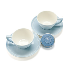 WEDGWOOD - JASPER CUP AND SAUCER SET