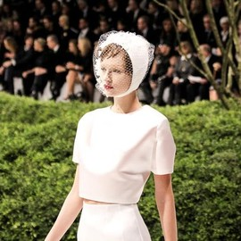Christian Dior - The guests at the Haute Couture Spring-Summer 2013