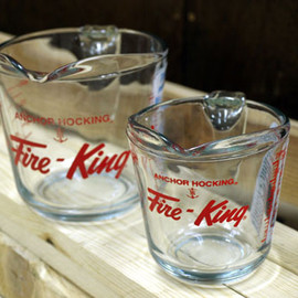 Fire King - Scale Cups