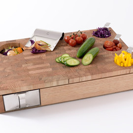 Curtis Stone - Workbench Cutting Board