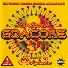 Various Artists - Psychedelic Goa Core 3