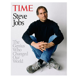 TIME - Steve Jobs: The Genius Who Changed Our World