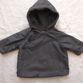 MAKIE - Gasa Jacket Gray