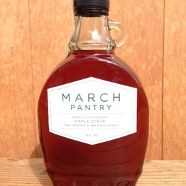 MARCH - MARCH PANTRY MAPLE SYRUP