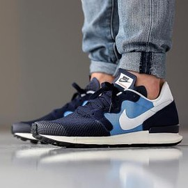 NIKE - NIKE AIR BERMUDA BLITZ BLUE/WHITE-BLACKENED BLUE