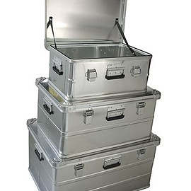swiss link - aluminum storage cases