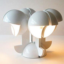gae aulenti - Ruspa table light